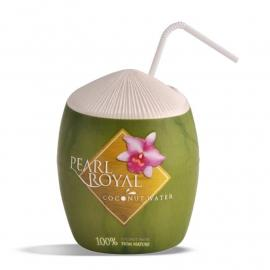 Pearl Royal Coconut Water Original 10.5 OZ 1 PC