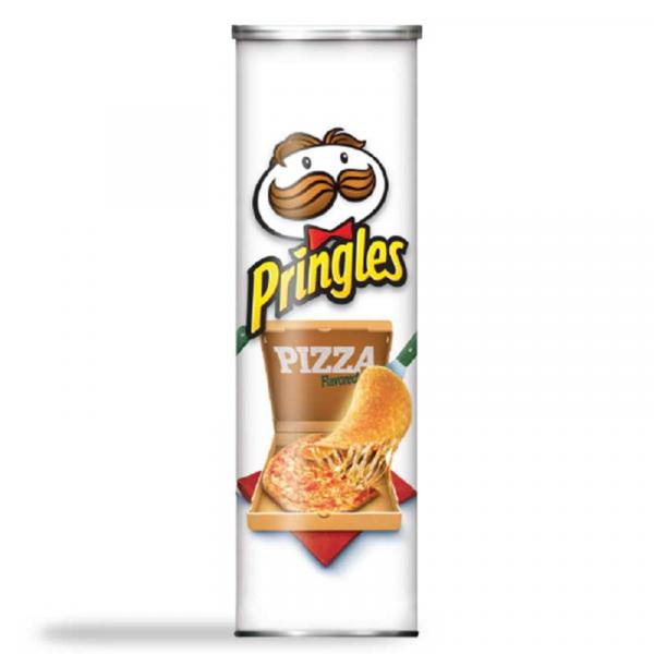 Pringles Pizza Box 5.57OZ