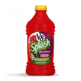 V8 Splash Berry Blend PlsCnt 64OZ