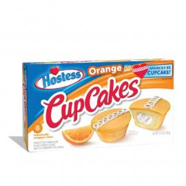 Hostess Cup Cakes MP Orange