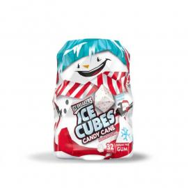 Ice Breakers Ice Cubes Candy Gum Snowman Botl 2.6oz (4/8ct)