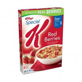 Kelloggs Cereal Special K Red Berries Crtn 11.7OZ