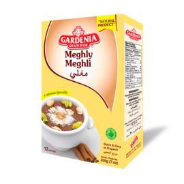 Gardenia Meghly Pack 200g